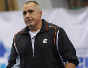 Бойко Борисов: Референдум? Първо искам да честитя на Джокович