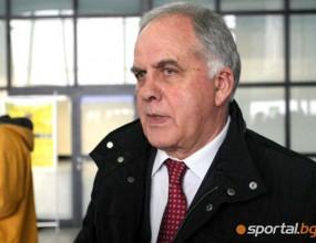 Данчо Лазаров остана извън финансовата комисия на FIVB