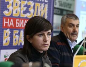 Катя Дафовска: Дай Боже да има медали тук в България (ВИДЕО)