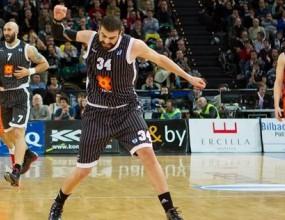 Билбао Баскет измъкна победата в испанското дерби на ЮроКъп