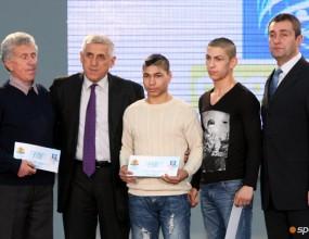 МФВС раздаде 3 млн. лева на българските олимпийци