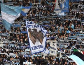 УЕФА глоби Лацио за расизъм
