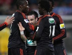 Марсилия стигна до мач с ПСЖ за Купата на Франция