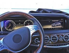 И може би интериор за бъдещия Mercedes S-Class