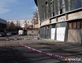 """Полиция пази """"Герена"""" преди взривяването"""