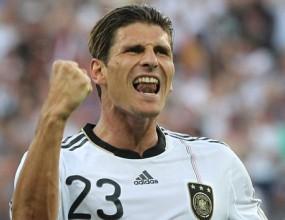 Марио Гомес се завръща в състава на Германия за контролата с Франция