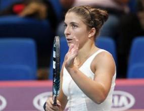 Сара Ерани се класира за полуфиналите в Париж