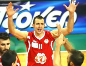 Супер Бобо с 18 точки, Олимпиакос с нова драматична победа в Гърция