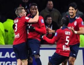 Лил се препъна срещу Троа, Сент Етиен с трети пореден успех