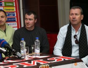 Майкъла: Не вярвам Гриша Ганчев да дойде в ЦСКА, той е сериозен бизнесмен