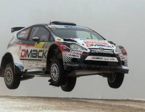Финландец спечели автомобилното рали на Латвия
