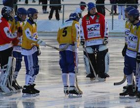 Русия взе световната титла по хокей с топка