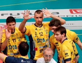 Виктор Йосифов с най-много блокади в Серия А1 - 53