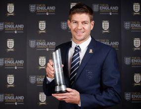 Феновете в Англия избраха Джерард за футболист на годината