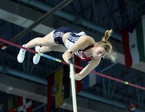 Холи Блийздейл с победа и рекорд в Москва