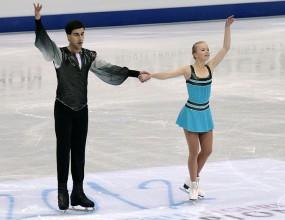 Спортната ни двойка ще участва на СП по фигурно пързаляне