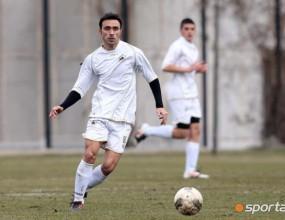 Славия ще играе контрола с Металург (Донецк)