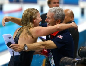 Треньорът на Адлингтън поема британските плувци