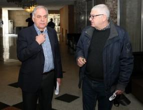 Стойчев прие Данчо Лазаров и Петър Кънев