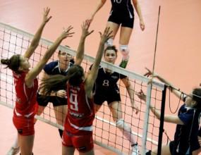 Левски Волей спечели предварителна група А при девойките старша