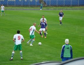 Аматьорският национален отбор разгроми румънци в Севлиево