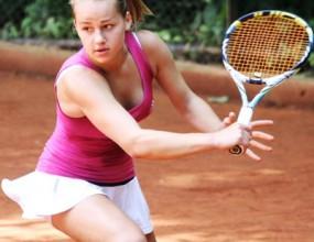 Караманолева се класира за първия си полуфинал в турнир на ITF