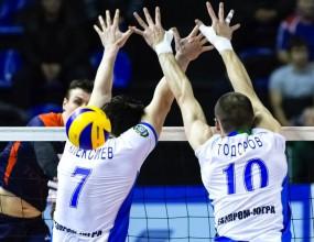 Газпром на Тошко Алексиев и Еър Теди на 1/4-финал срещу Губерния в Русия (ВИДЕО/ПЪЛЕН ЗАПИС)