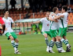 България победи Швейцария и се класира за финалите в турнира за Купата на регионите