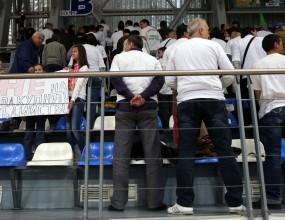 Габровци протестират срещу скандалното съдийство (СНИМКИ)