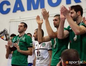 КВК Габрово ще покажат купата и сребърните си медали в благотворителен мач с юношите на България