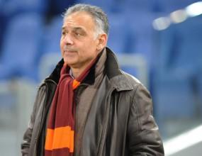Президентът на Рома пристигна от Бостън за дербито с Лацио