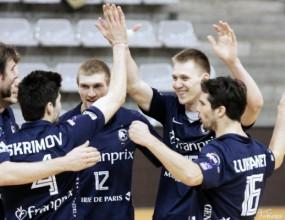 Силен Тодор Скримов с 13 точки, Пари Волей на полуфинал във Франция