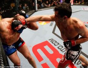 Мусаси спечели в своя дебют в UFC