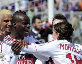 Милан изгуби Балотели за дербито с Наполи
