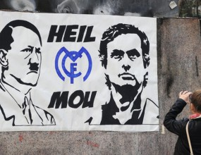 "Нацистки скандал на ""Бернабеу"" - Моуриньо като Хитлер"