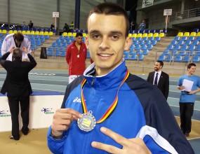 Владимир Далаклиев със сребро от шампионата на Белгия по таекуондо