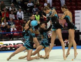8 ансамбъла и 25 индивидуални гимнастички ще участват на СК