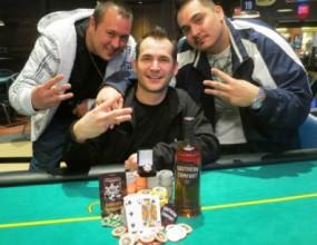 Трети златен пръстен и $19,000 за Ник Живков след победата в WSOP-C Council Bluffs