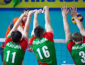 Локо (Новосибирск) поведе на Белогорие с 2-0 победи на 1/4-финал в Русия (ВИДЕО/ПЪЛНИ ЗАПИСИ)