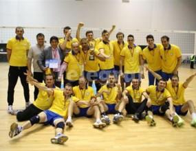 Мартин Стоев и Коце Стойков изведоха Томис (Констанца) до титлата в Румъния!