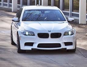 Силно BMW M5 от Switzer