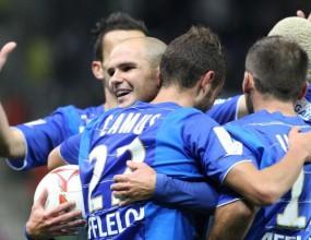 Троа на полуфинал за Купата на Франция