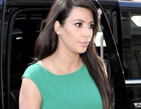 Бременната Ким отново отблъсква с вида си (снимки)