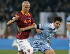Лацио и Рома за първи път ще се сборят на финал