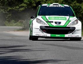 Крум Дончев продължи партньорството си в GLOBUL Rally Team