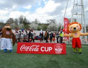 """25 отбора в надпревара на """"Купата на Coca-Cola: Движи се!"""""""