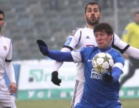 Клубът на Занев и Илиев във фактически фалит