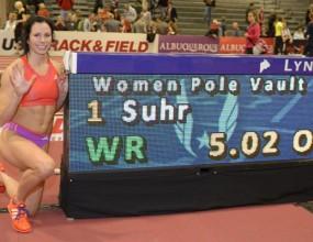 Ратифицираха световния рекорд на Джен Сур