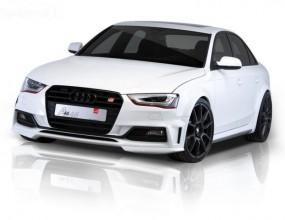 Audi A46 - красота и сила в бяло