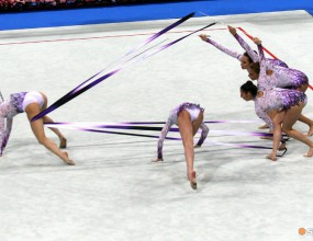 Над 200 състезатели и треньори ще пристигнат в СК по художествена гимнастика